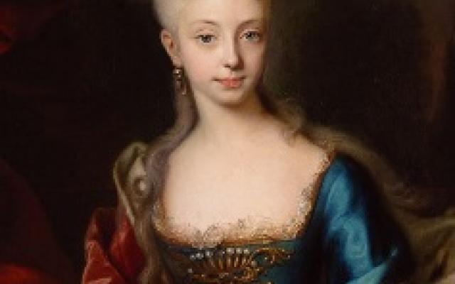 andreas moeller  erzherzogin maria theresia  kunsthistorisches museum