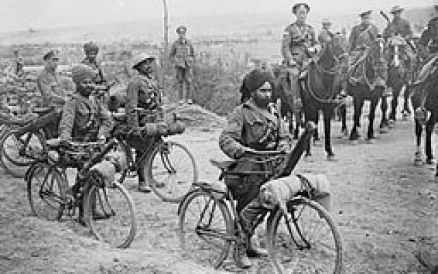 The First World War and Global Religions