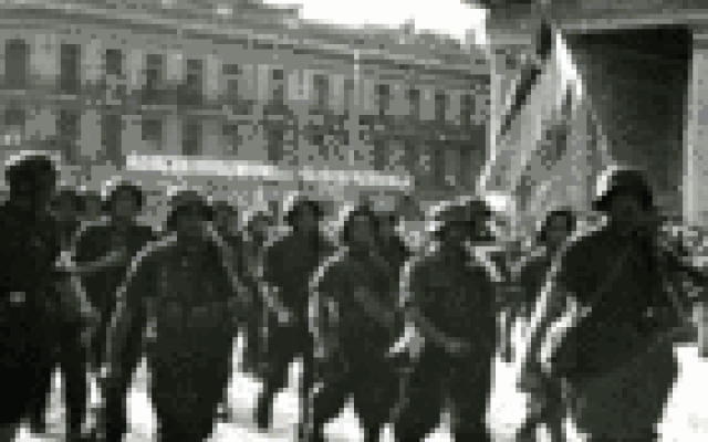 Transnational Resistance 1936-1948