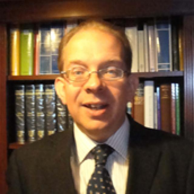 Dr David Rundle