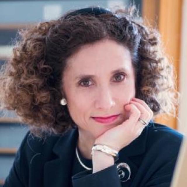 Professor Geraldine A. Johnson