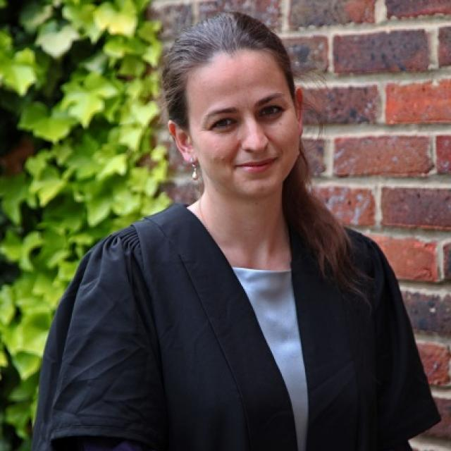 Dr Maria Lidova