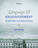 9780198777649 language and enlightenment