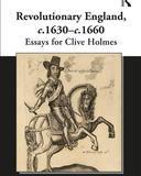 Revolutionary England c.1630 - c.1660