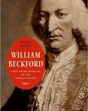 The Front Cover of Dr Gauci's book regarding William Beckford