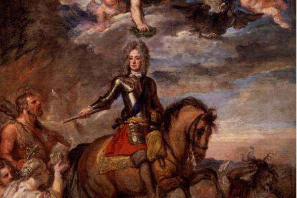 John Churchill, 1st Duke of Marlborough, c.1706