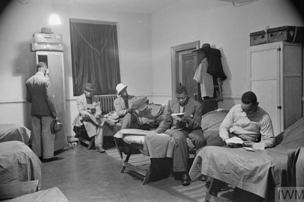 West Indian Labour Force in Britain