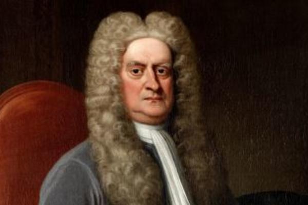 Portrait of Sir Isaac Newton, c.1715