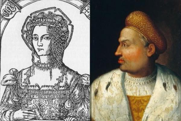 Sigismund I and Bona Sforza