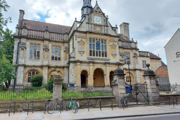 History Faculty Building, George Street