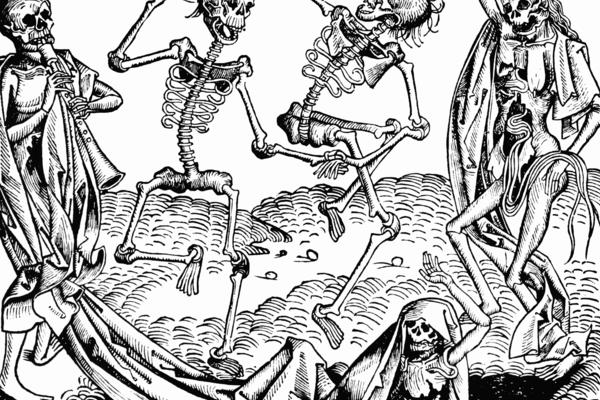 nuremberg chronicles  dance of death cclxiiiiv