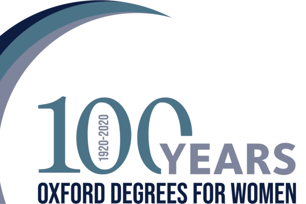 100 years oxofrd degrees for women