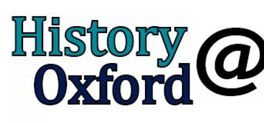 history at oxford logo