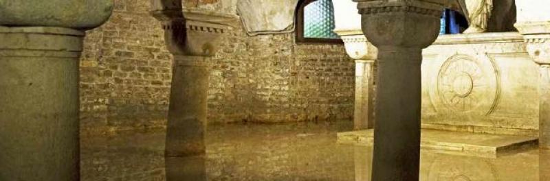 Crypt of S. Zaccaria, Venice
