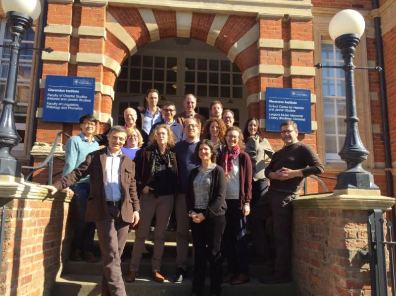 The Oxford Advanced Jewish Seminar Group