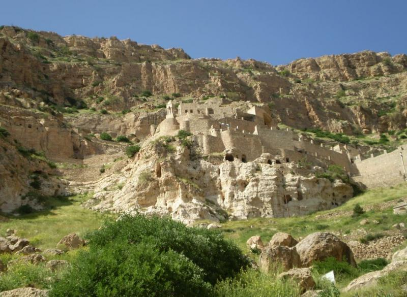 Rabban Hormizd monastery in Mosul