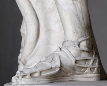 Statue of Apollo Belvedere, c.130-140 AD