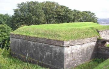 The Early Elizabethan Fortifications at Berwick