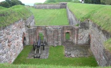 Cannon at Berwick