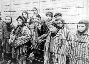 Child Survivors of Auschwitz