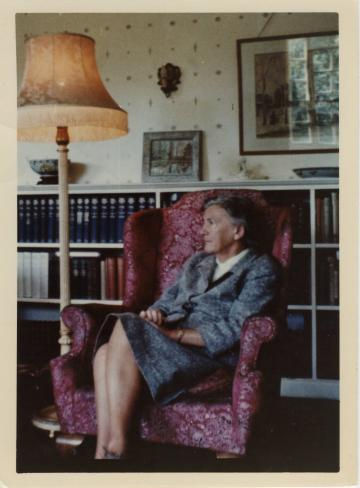 Dame Lucy Sutherland