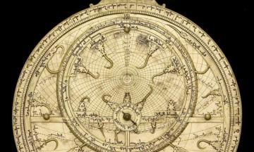 darwin north african astrolabe