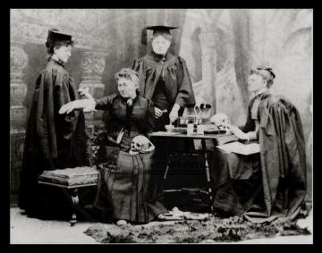 Doctors of 1893