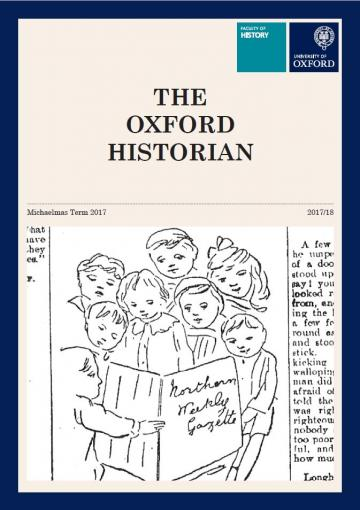 The Oxford Historian: Electronic Edition, MT 2017