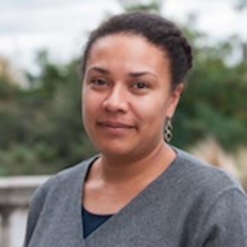 Photograph of Dr Katharina Oke