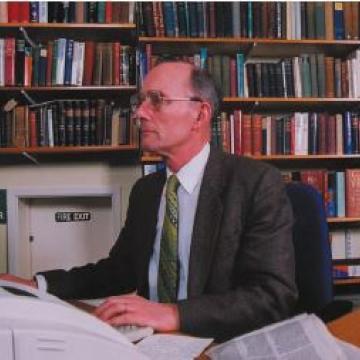 Prof. Brian Harrison