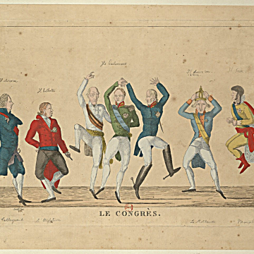 Forceval-Congrès de Vienne 1814-815
