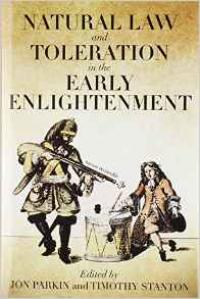 Natural Law and Toleration in the Early Enlightenment