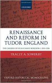 Renaissance and Reform in Tudor England