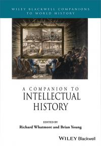 Book Cover for: A compaion to intellectual history