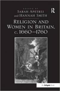 Religion and Women in Britain, 1660-1760