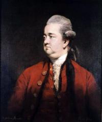 Edward Gibbon, author of The Decline and Fall of the Roman Empire, 6 vols., 1776-1789
