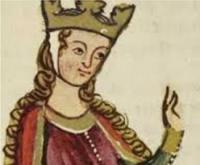 Manuscript Image of Eleanor of Aquitaine