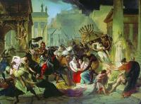 Genseric Sacking Rome