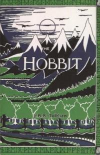 The Hobbit, J.R.R. Tolkein