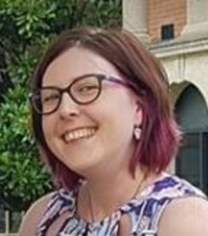Laura Spence, Alumni and Communications Officer