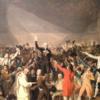 jacques louis david the tennis court oath public domain